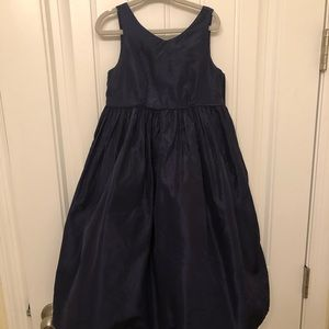 Formal Navy blue girl 4t dress
